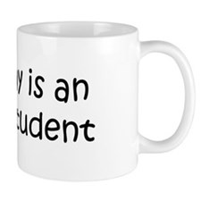 Mommy is a English Student Coffee Mug