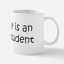 Mommy is a English Student Mug