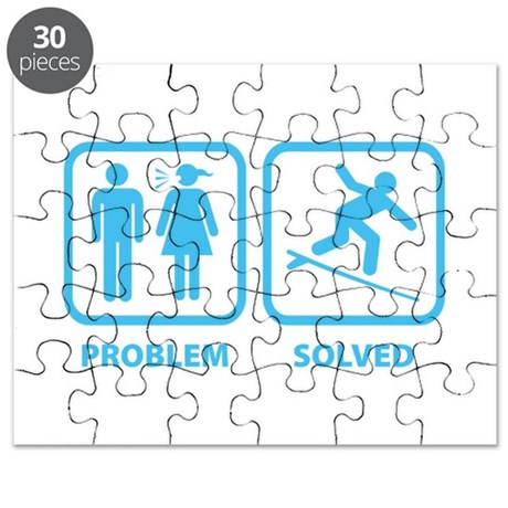 Problem Solved Surfing Puzzle
