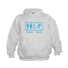 Problem Solved Surfing Hoody