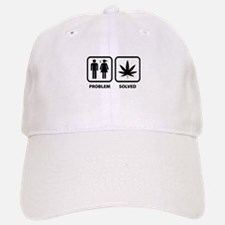 Problem Solved Weed Hat