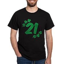 21st Irish Birthday T-Shirt