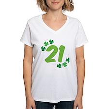 21st Irish Birthday Shirt