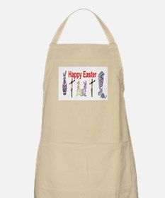 Happy Easter Christians Apron