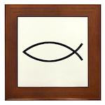 Christianity Framed Tile