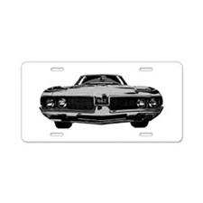 OLDS 442 Aluminum License Plate