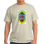 TRANQUILITY   Ash Grey T-Shirt