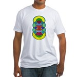 TRANQUILITY   Fitted T-Shirt