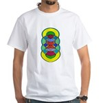 TRANQUILITY White T-Shirt