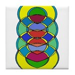 TRANQUILITY   Tile Coaster
