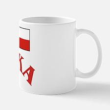 Polish / Polska Flag Mug