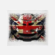 British Elise Throw Blanket