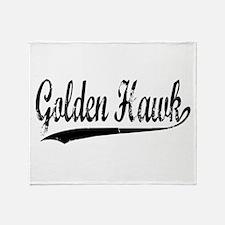 Studebaker Golden Hawk Throw Blanket
