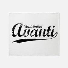 Avanti Throw Blanket