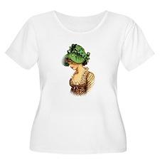 Green Bonnet T-Shirt