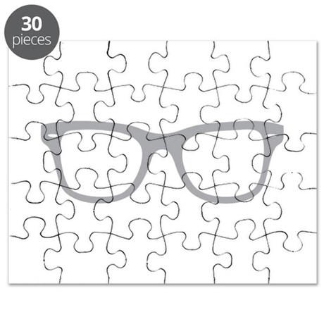 Geek Glasses Puzzle