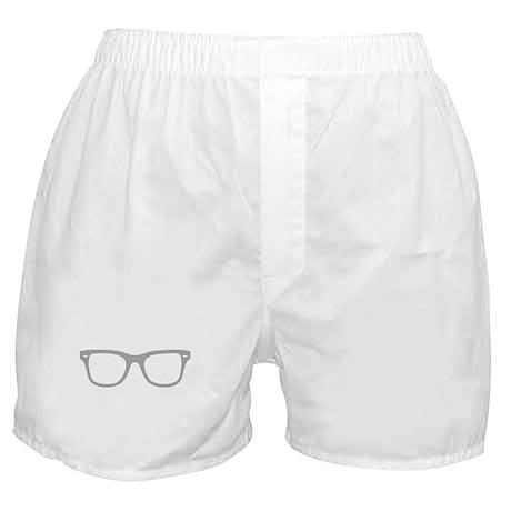 Geek Glasses Boxer Shorts