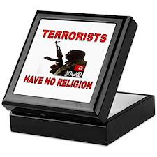 TERRORIST USA Keepsake Box