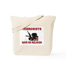TERRORIST USA Tote Bag