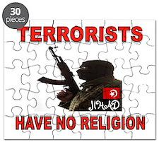 TERRORIST USA Puzzle