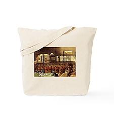 London Post Office 1809 Tote Bag