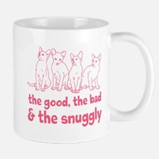 The Snuggly (pink) Small Small Mug