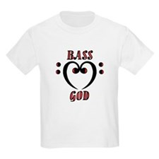 Bass Clef Kids T-Shirt