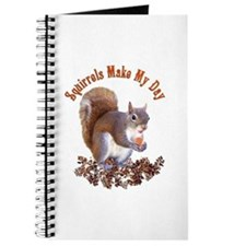 Squirrel Day Journal