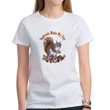 Squirrel Day Tee