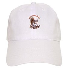 Squirrel Day Baseball Cap