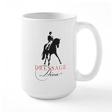 Dressage Diva Mug