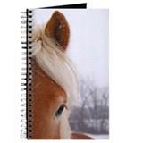 Haflinger Journals & Spiral Notebooks