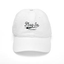 Plug-In Power Baseball Cap
