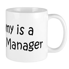 Mommy is a Database Manager Coffee Mug