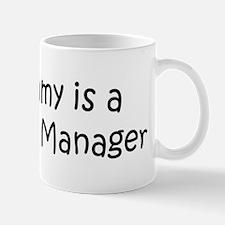 Mommy is a Database Manager Mug