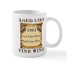 Fine Wine 1961 Mug