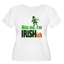 Kiss Me I'm Irish-ish T-Shirt