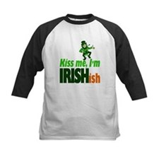 Kiss Me I'm Irish-ish Tee