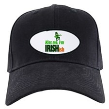 Kiss Me I'm Irish-ish Baseball Hat
