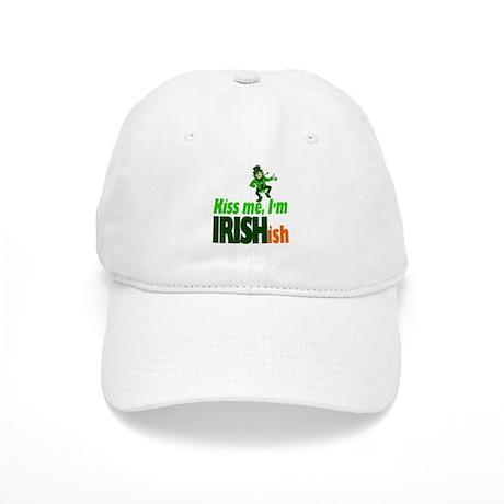 Kiss Me I'm Irish-ish Cap