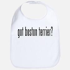 GOT BOSTON TERRIER Bib