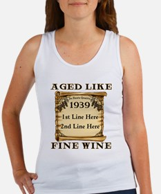 Fine Wine 1939 Women's Tank Top