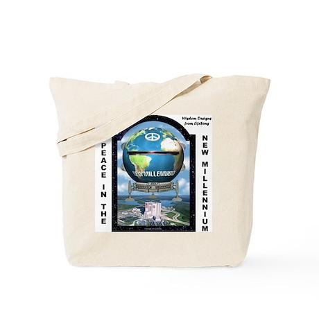 New Millennium Starship2 Tote Bag