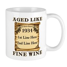 Fine Wine 1934 Mug
