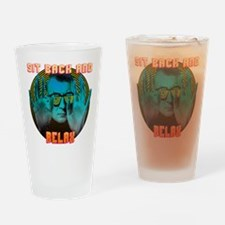 Sit Back and Relax Drinking Glass