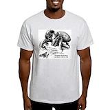 Octopus Mens Light T-shirts