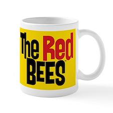 Red Bees Mug