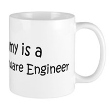 Mommy is a Computer Software  Mug