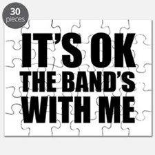 The band's with me Puzzle