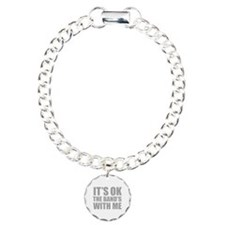 The band's with me Charm Bracelet, One Charm